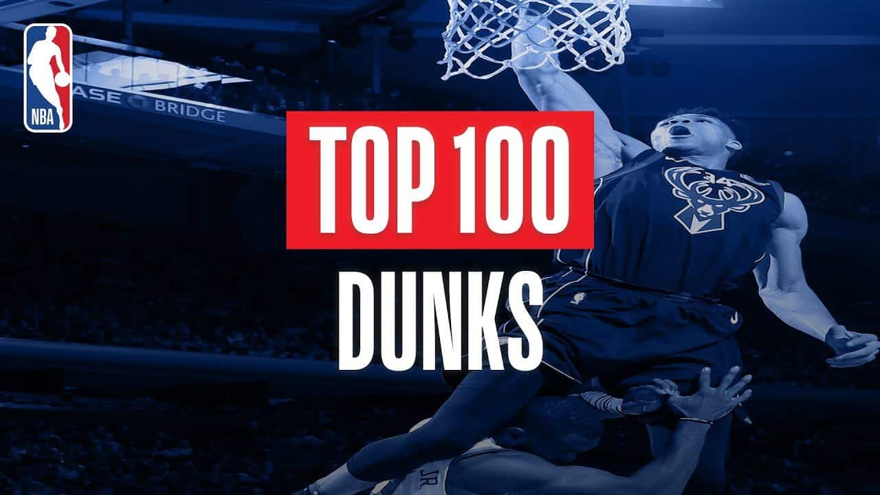 Top 100 des meilleurs dunks de la saison : LeBron, Giannis et Tatum ont marqué les esprits