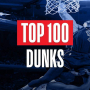 Top 100 Dunks NBA - LeBron James - Giannis Antetokounmpo Jayson Tatum Donovan Mitchell