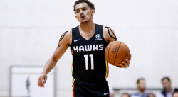 Top 10 : Trae Young lâche une superbe passe