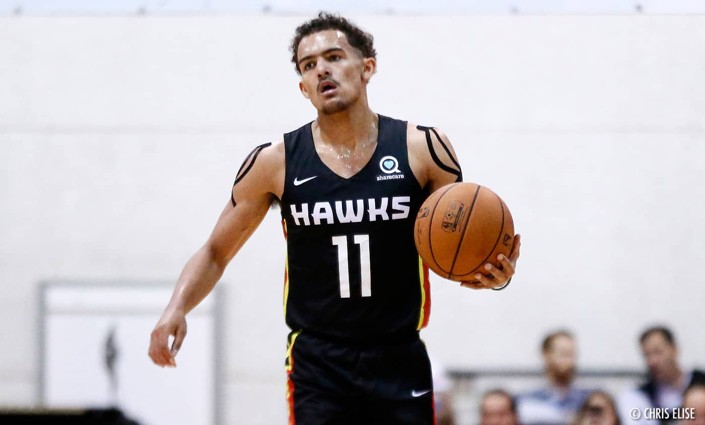 Trae Young compare son duo avec Doncic à Magic et Bird…