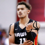 Trae Young (35 points) met le feu aux Cavs !
