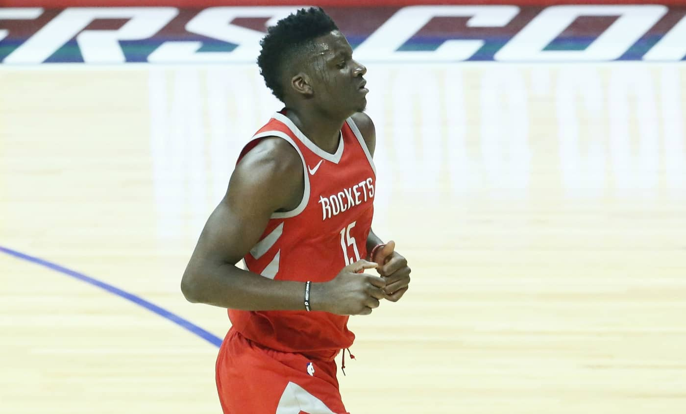 CQFR : Clint Capela unchained