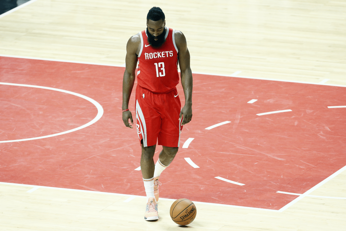 James Harden NBA Houston Rockets
