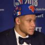 La compétition serait déjà très féroce aux entraînements des Knicks