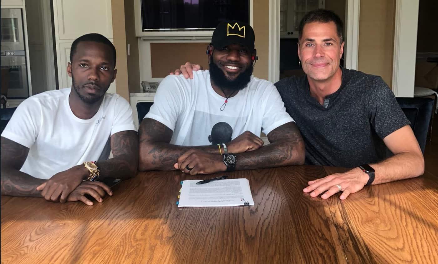 LeBron James est un Laker, Philly pense avoir eu ses chances