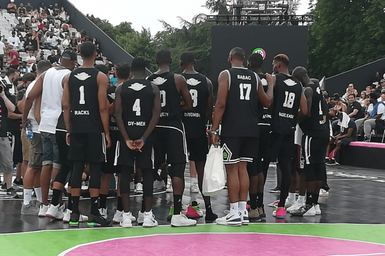 Quai 54 : La «superteam» Biyombo-Diaw-Albicy impressionne