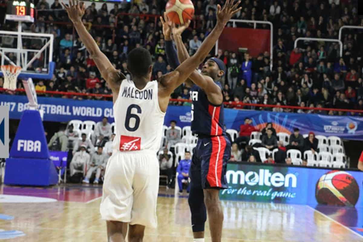 U17 : La France écrasée par les Etats-Unis en finale