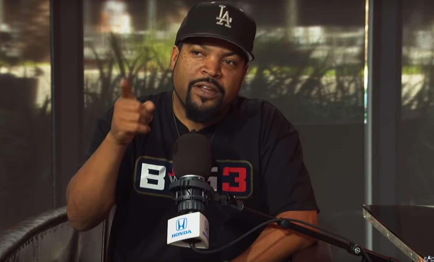 Ice Cube veut Kobe et Duncan pour sa Big3 League