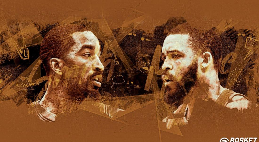 J.R. Smith et JaVale McGee : Emportés par le Fool