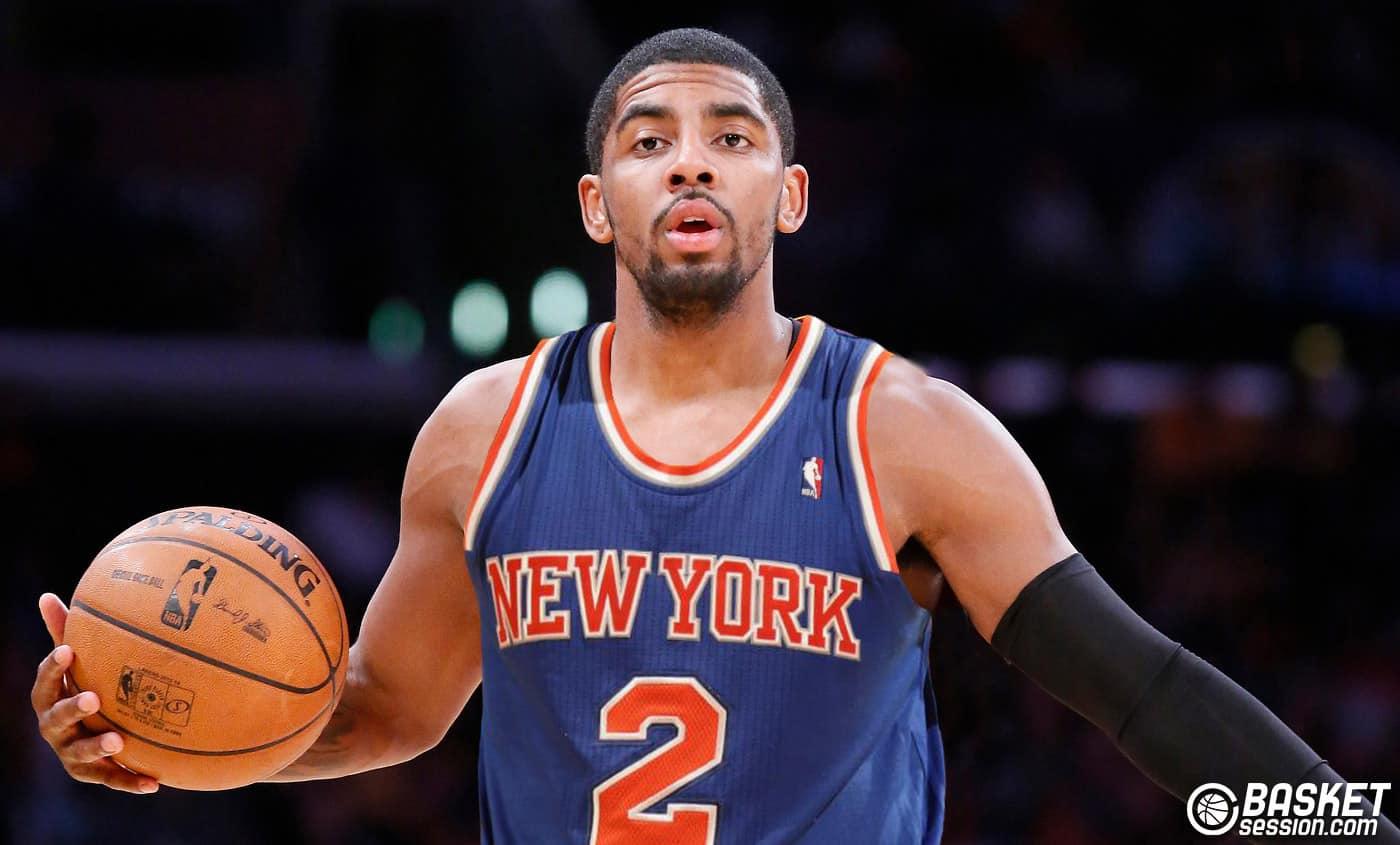 Kyrie Irving, objectif Knicks?