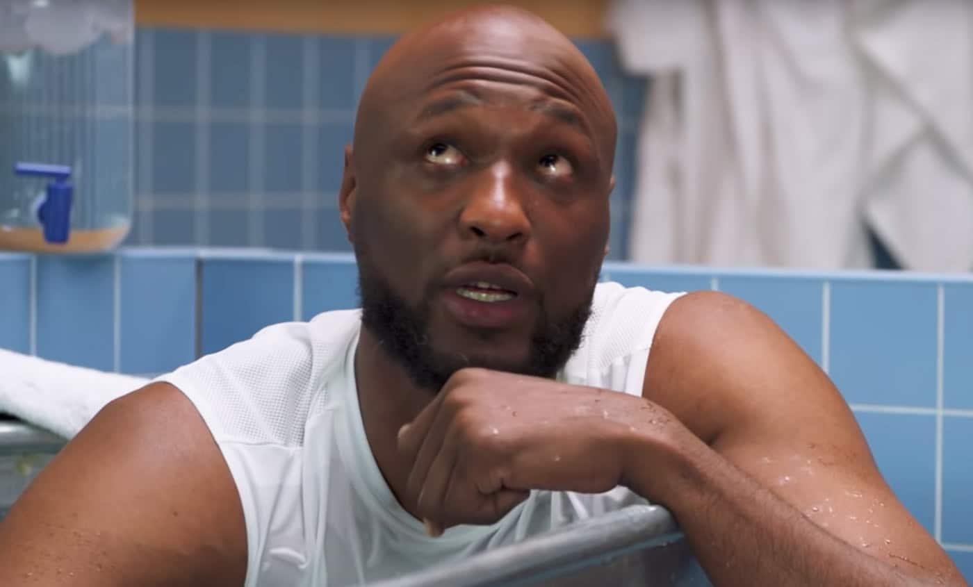 Lamar Odom : «Je suis un miracle ambulant»