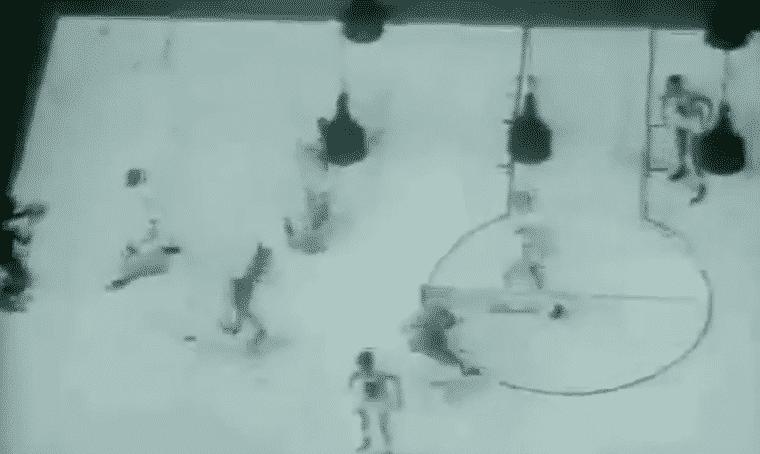 Des images du premier match NBA… en 1949 !