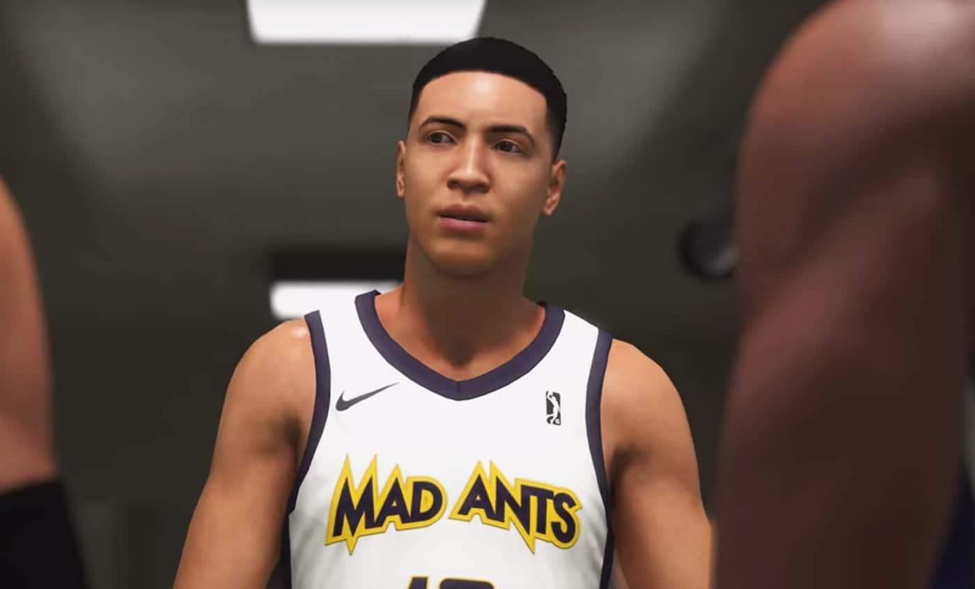 NBA 2K19 : découvrez le mode MaCarrière