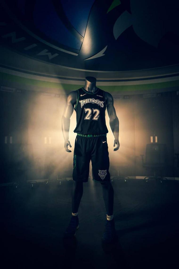 Les Timberwolves dévoilent un nouveau maillot «Classic»