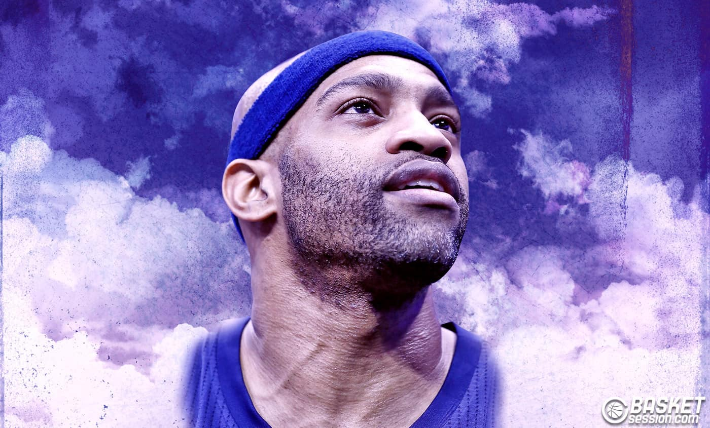 Les 10 grands moments de la carrière de Vince Carter