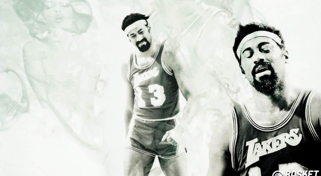 Wilt Chamberlain : records intouchables et vaines victoires, l'histoire d'une légende