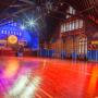 Nike transforme une église de Chicago en salle de basket