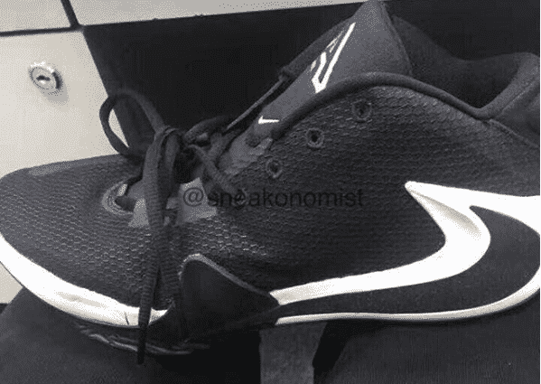 Et si c'était la première chaussure signature de Giannis Antetokounmpo ?