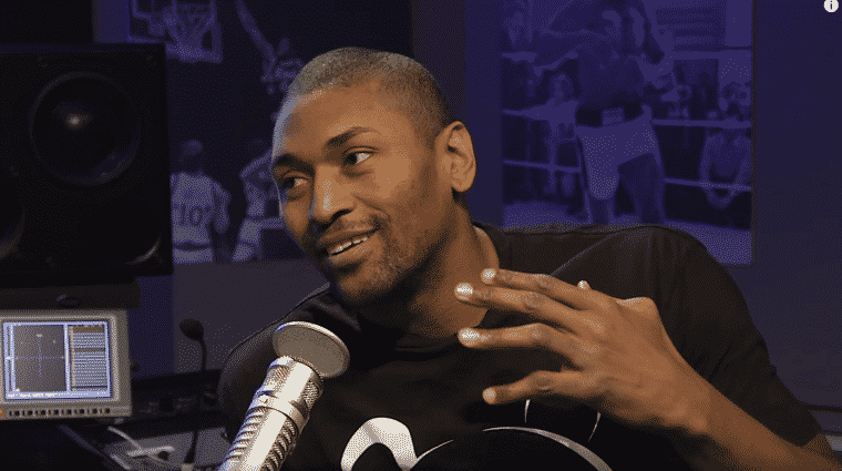 Metta World Peace c'est fini, Ron Artest change encore de nom