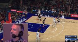 Bill Simmons avec Kobe et KG aux commentaires de NBA 2K19