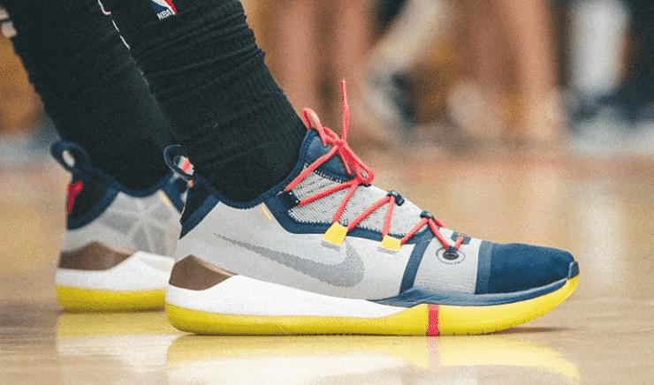 La nouvelle chaussure de Kobe sort très bientôt