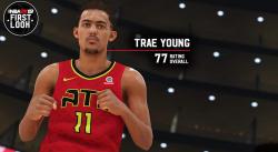 Trae Young s'estime sous-coté dans NBA 2K19