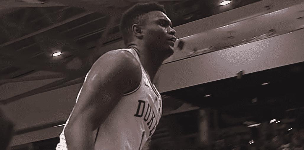 Zion Williamson impressionne pour ses débuts avec Duke