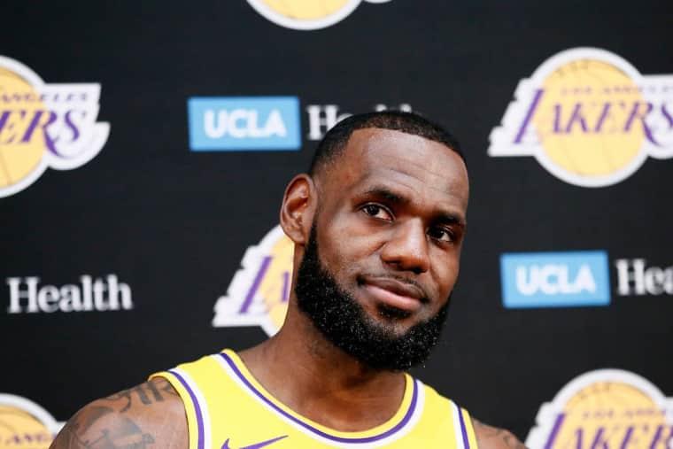 Et si le All-Star Game 2022 était le dernier de LeBron ?