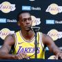 Rajon Rondo titulaire aux Lakers en début de saison