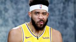 JaVale McGee dit au revoir aux Lakers avec un message émouvant