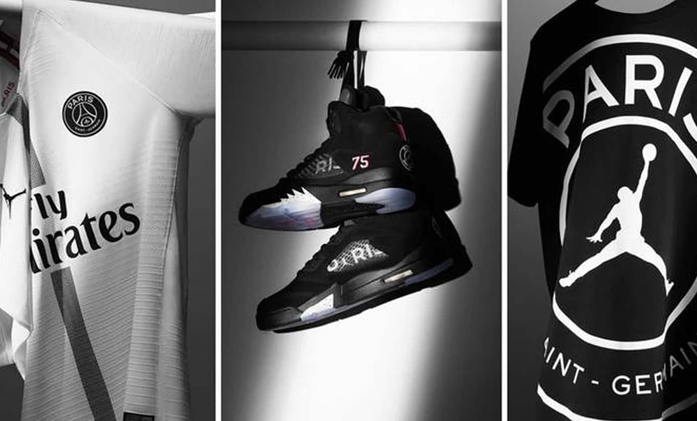 authorized site hot sales save off Jordan Brand va sortir une collection spéciale PSG ...
