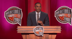 Hall Of Fame : Le discours complet de Grant Hill