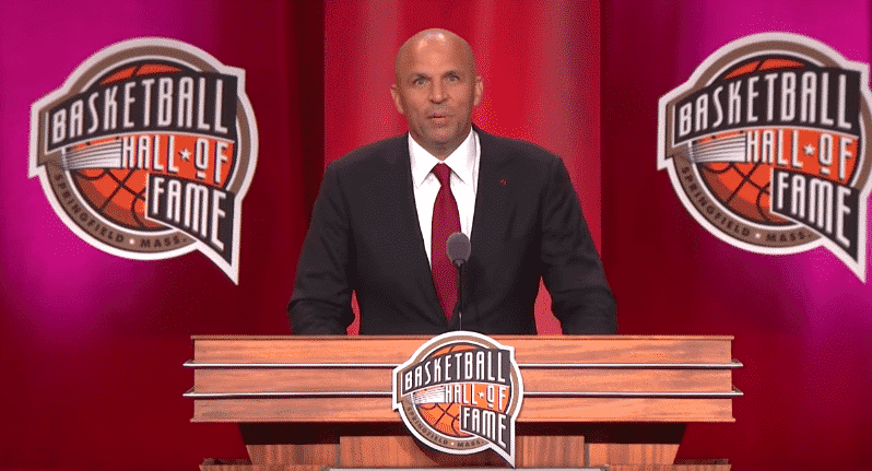 Hall Of Fame : Le discours complet de Jason Kidd