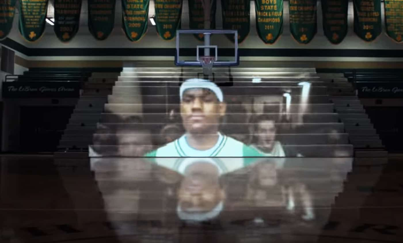 LeBron James et Colin Kaepernick : «Vivez des rêves fous»