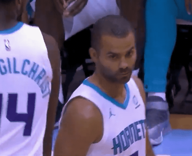 Tony Parker étincelant dans le money time
