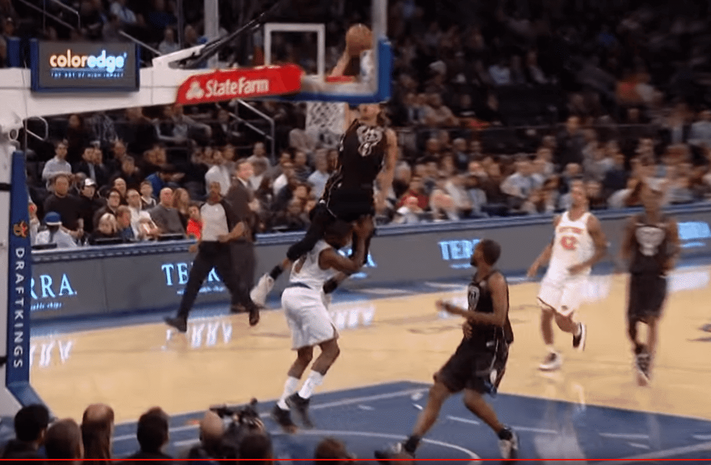 Dunks, dunks, dunks : Les alley-oops les plus dingues de la saison