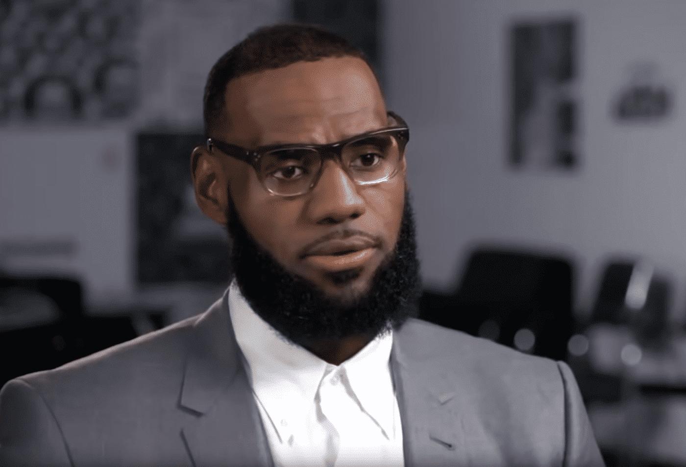 LeBron se moque des haters de Nike après la pub avec Kaepernick