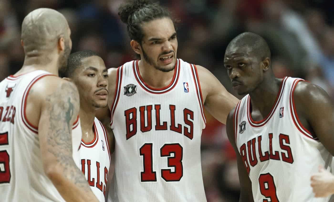 Deng et Noah à Minnesota pour reformer les Bulls 2010 ?