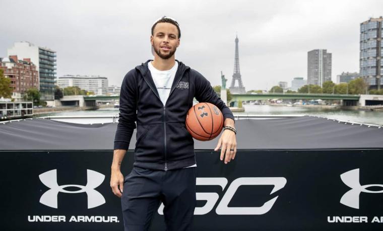 Curry : «Si j'ai trois bagues, c'est parce que j'ai joué comme ça»