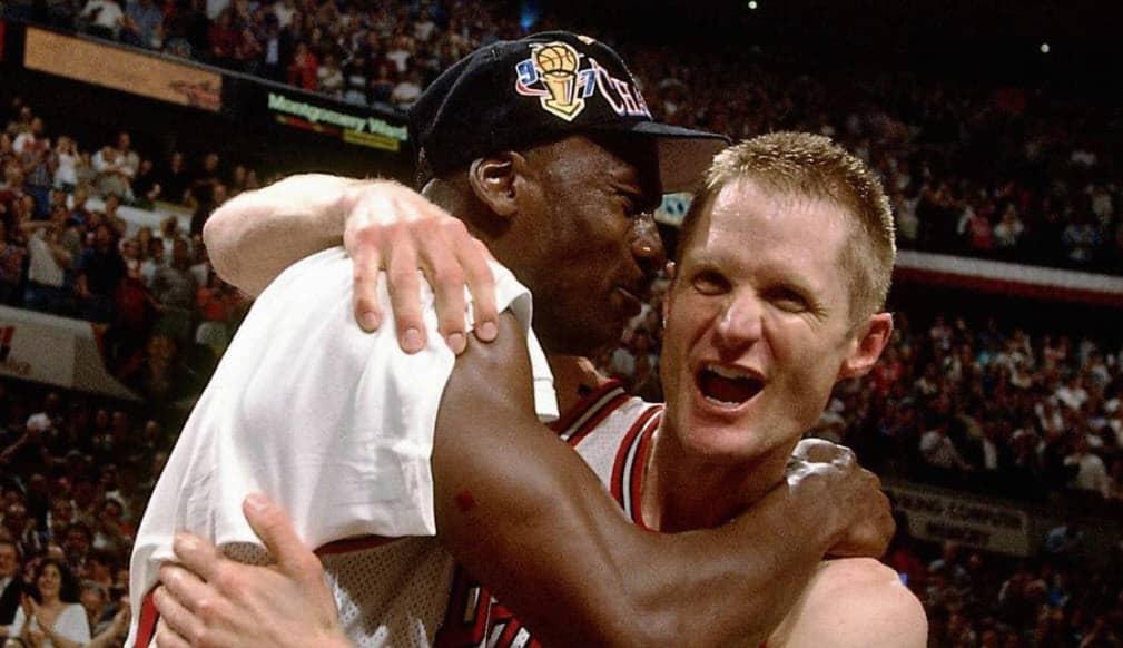 Quand Steve Kerr offrait le titre aux Bulls en 97