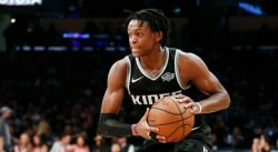 De'Aaron Fox se retire également de Team USA !