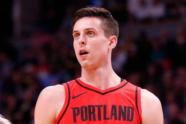 Zach Collins blessé, Portland compte quand même beaucoup sur lui