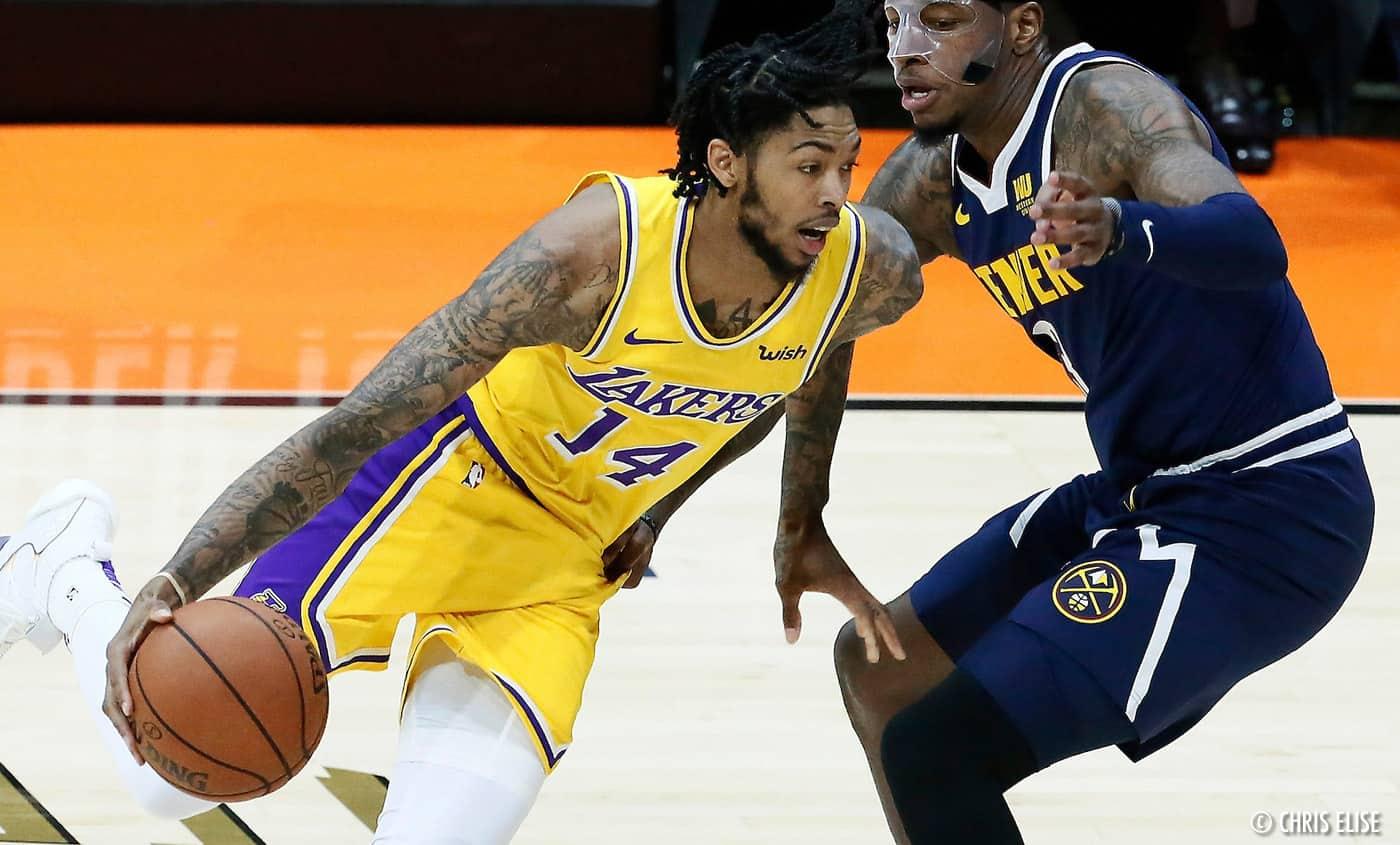 Les Lakers perdent encore contre Denver