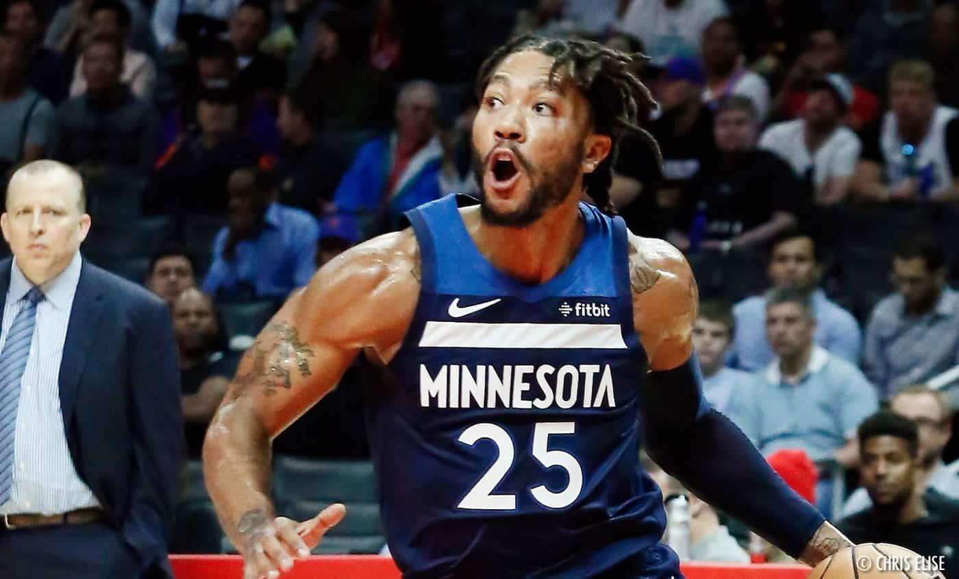 CQFR : Rose fait trembler les Lakers, Hassan s'élève