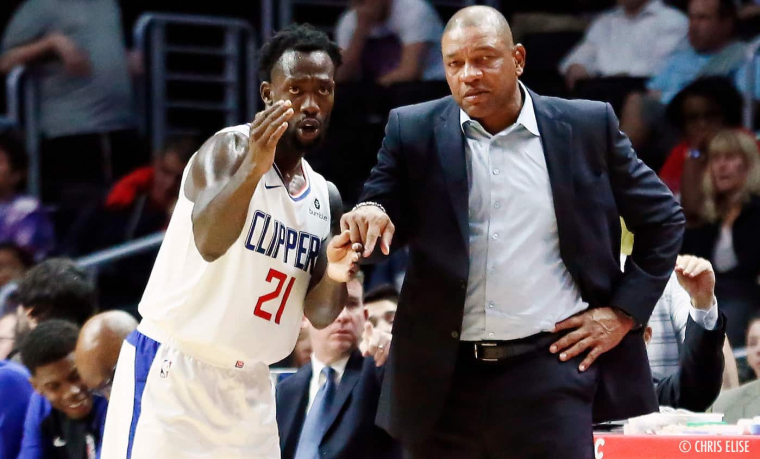 Doc Rivers a prolongé avec les Clippers