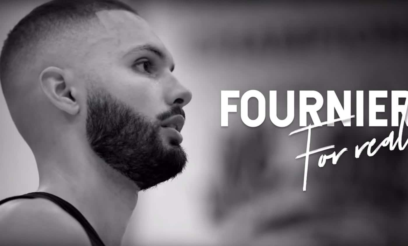 Evan Fournier lance sa web série