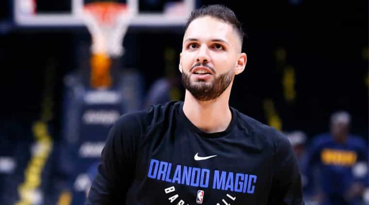 Evan Fournier transféré aux Boston Celtics !