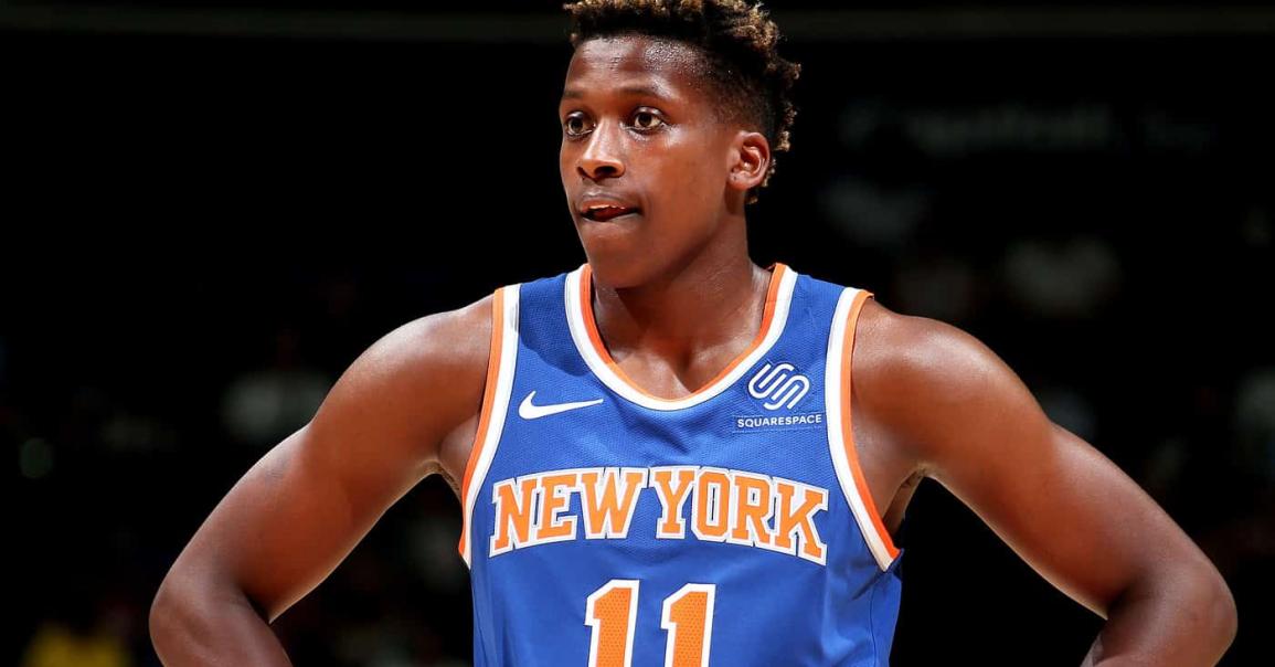 Aux Knicks ou ailleurs, Ntilikina a besoin d'une meilleure situation