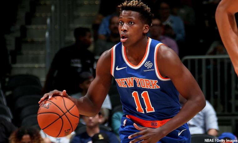 CQFR : Les Knicks gâchent le retour de Porzingis, Paul George impressionne déjà