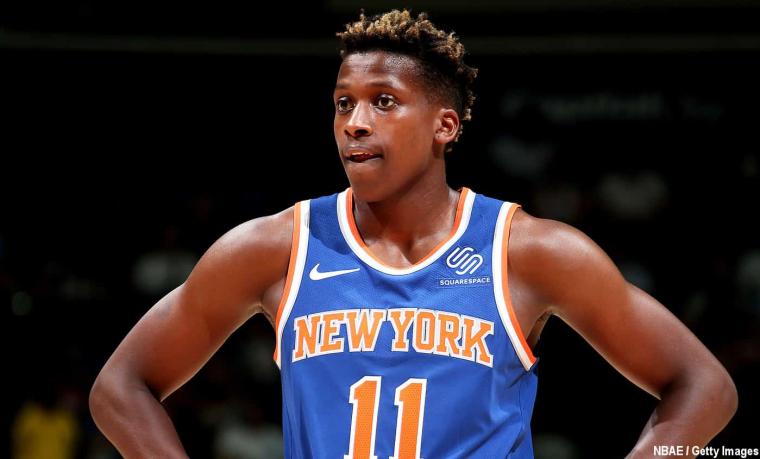 Les New York Knicks, la franchise la plus chère de la NBA